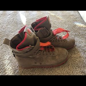 """Air Force 1  Special Field  """"Salmon"""""""